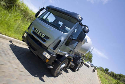 Test Drive do Novo Iveco Tector
