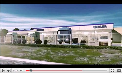 Clique na imagem para fazer uma visita virtual à uma concessionária Iveco