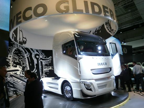 Iveco Glider, caminhão conceito