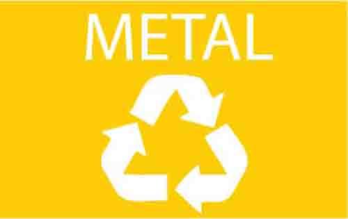 Reciclagem de metal500