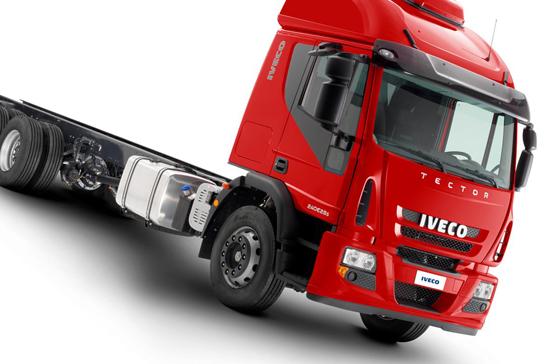 Iveco lança nesta semana novo semipesado Tector 8186