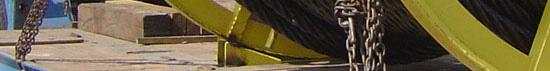 Direção segura: conheça os tipos de amarração de carga correntes