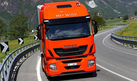 Iveco Stralis Hi-Way é eleito o caminhão mais bonito do mundo maisbonito