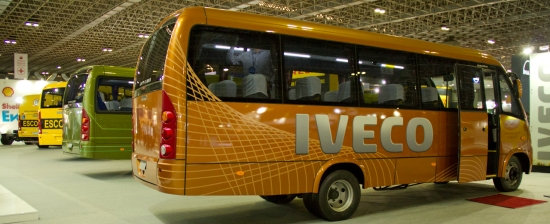 Nova linha CityClass consagra sucesso da Iveco na FetransRio IVECO pq OK 32