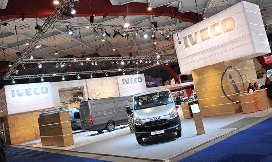 Iveco participa do 91º European Motor Show 2501 Internacional Show
