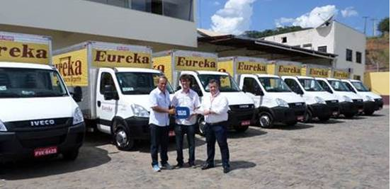 Iveco e Eureka reafirmam parceria