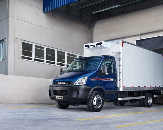 Iveco Daily: O preferido para Food Truck
