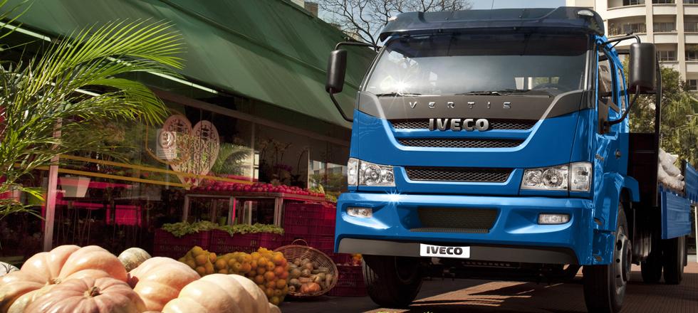 Planeta Caminhões testa consumo de combustível do Iveco Vertis
